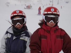 classe de neige jeudi 1