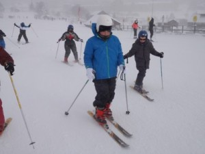 classe de neige jeudi 2