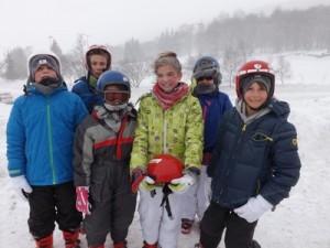 classe de neige jeudi 6