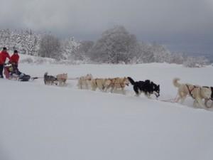 classe de neige lundi 2