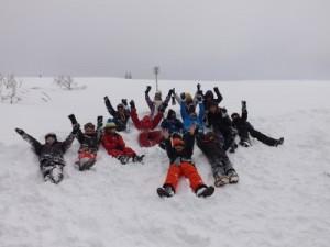 classe de neige lundi 5