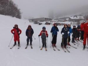 classe de neige mardi 1