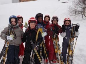 classe de neige mardi 2