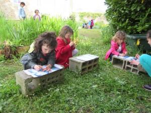 Atelier jardinage avec Aude Hebert