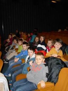 Cinéma - cycle 2 - séance 2