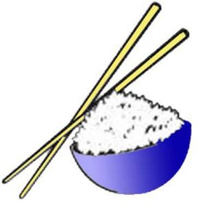 Image bol de riz