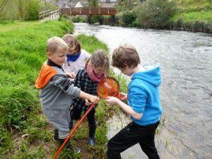 classe de rivière 4